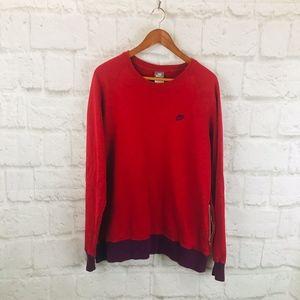 Vintage Nike Sportswear Sweatshirt Size XL H21
